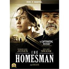 The Homesman DVD + Digital Drama | Meijer Grocery, Pharmacy, Home ...