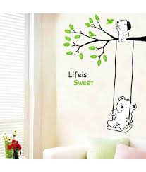 wall stickers sweet teddy bear