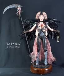 La Parca - Angel of Death — Stan Winston School of Character Arts ...