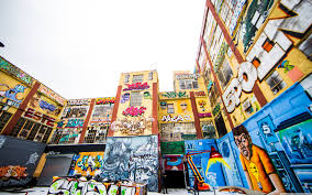 new york city graffiti ultra hd desktop