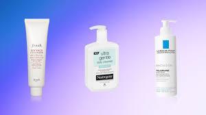 the best face wash for sensitive skin
