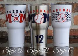 Baseball Mom Baseball Decal Sic Decal Yeti Decal Etsy Baseball Decals Baseball Mom Team Mom Baseball