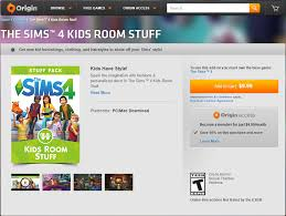 Now Available The Sims 4 Kids Room Stuff Pack Simsvip