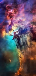 clouds cosmos colorful