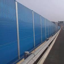 Highway Soundproof Fence Noise Barrier Sound Barrier China Manufacturer