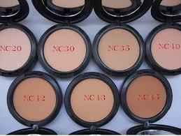 powder cake pressed powder mac makeup