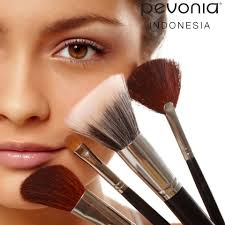 makeup and your skin pevonia