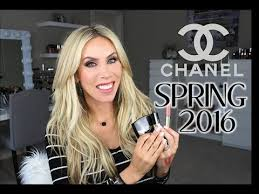 chanel spring 2016 makeup collection