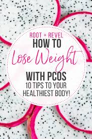 pcos weight loss 10 t exercise