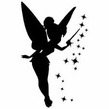 7 Tinkerbell Vinyl Decal Sticker Car Window Disney Peter Pan Fairy Tinker Bell Ebay