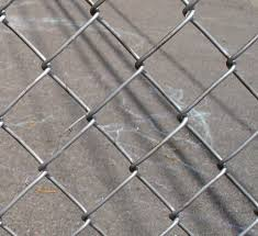 Silver Chain Link Fencing For Agricultural Gardens Etc Rs 56 Kilogram Id 21855286148