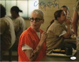 Lori Petty Autograph 11x14 Picture Orange is the New Black Signed ...
