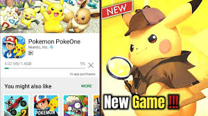 Download New Pokemon Game! PokeOne Game For Android & iOS With Best  Graphics 2019 Gameplay - YouTube