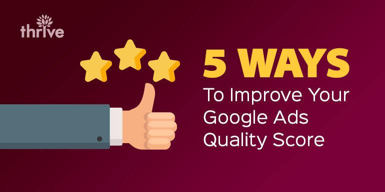 Improve Google Quality Score