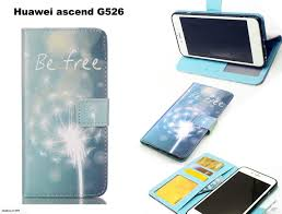 Huawei ascend G526 case wallet leather ...