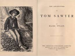 The Adventures Of Tom Sawyer Plot Summary