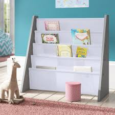 Zoomie Kids Hoeft 25 Book Display Reviews Wayfair