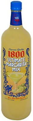 1800 ultimate margarita mix 33 8 oz