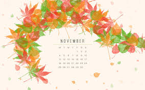 cute november wallpapers top free