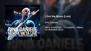 I Got the Blues (Live) - YouTube