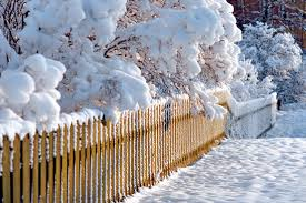 Why This Winters A Great Time To Improve Your Garden We Build Garden Fencing In Cardiff And Newport We Are Kingsley Fencing