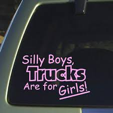 Getting This When I Get Dads Truck Girl Decals Truck Stickers Truck Decals
