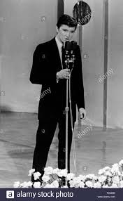 Bobby Solo, cantante italiano Stock Photo: 207978204 - Alamy