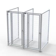 Tk Heavy Duty Backless Indoor Outdoor Multi Dog Kennel Runs For Sale