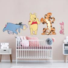 Fathead Winnie The Pooh And Friends Wall Decal Wayfair