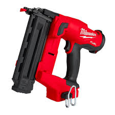 Milwaukee 2746 20 M18 Fuel 18 Volt Lithium Ion 18 Gauge Cordless Brad Nailer Tool Only Investments Hardware Limited