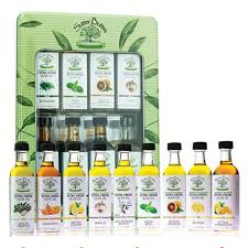 olive oil and balsamic gift sets