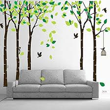 Tree Wall Stickers In Decors