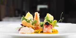 Sous Vide Lobster Salad