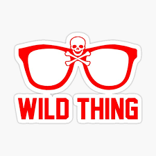 Ricky Vaughn Stickers Redbubble