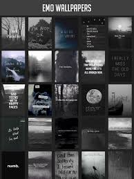 emo wallpapers on the app