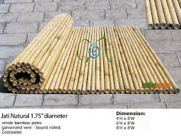 Allbamboo Product4sale Decorative Bamboo Fencing Wainscot Ply Paneling Poles Palapa Umbrella Chickee 6 Bamboo Santa Bamboo Rolls Panels Bamboo Ana Fencing Barbara Bamboo Fences Clarita Privacy Fence Santa Bamboo Rolls Panels Bamboo Cruz Yard Fence Garden