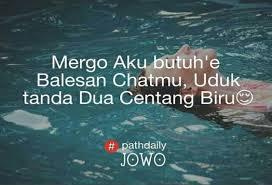 caption cemburu bahasa jawa kata mutiara bijak