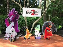 The Angry Birds Movie 2' ready to hit the theatres this year ...
