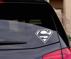 3 Superman Stickers Decal Window Car Laptop Archives Statelegals Staradvertiser Com