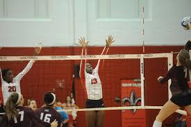 Desiree Johnson - Volleyball - Louisiana Athletics