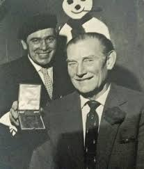 Jack Churchill and Adrian Stevens (2Cdo)