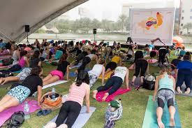 free festival yogafest is back for 2019