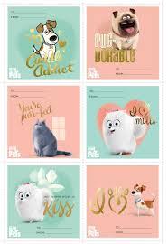 Pets Valentines Day Cards La Vida Secreta De Tus Mascotas Pdf La