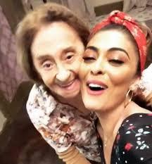 Laura Cardoso começa a gravar 'A Dona do Pedaço' e ganha carinho de Juliana  Paes