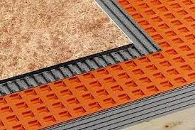 underlayment for ceramic and stone tile
