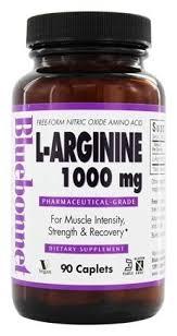 bluebonnet nutrition l arginine