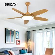52 inch walnut wood color ceiling fan