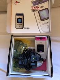1 LG U890 - Mobile phone - Catawiki
