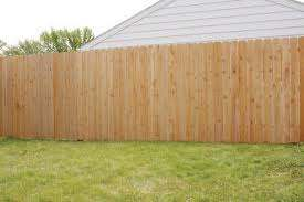100 Cedar Dog Ear Fence Material List At Menards