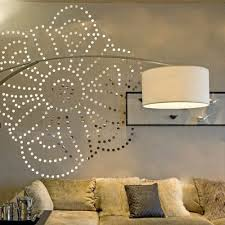 Amazon Com Silver Bling Bling Dots 200pcs2cm Diy 3d Acrylic Wall Sticker Mirror Effect Stickers Mural Children S Room Ceiling Bedroom Decor Decals Adesivo De Parede Home Decorations Home Kitchen